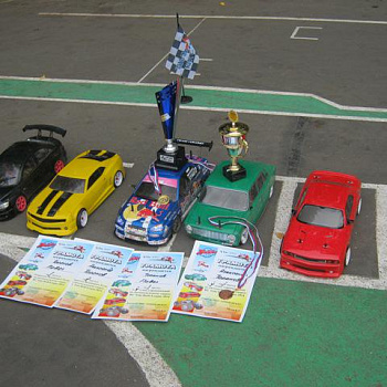 IV ЭТАП ЧЕМПИОНАТА RC TULA DRIFT 2014