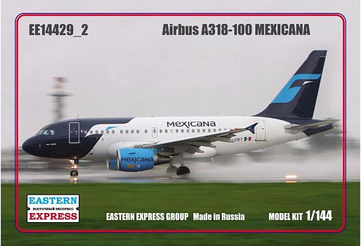 Airbus A318-100 Mexicana/ee14429_2